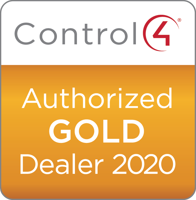 Authorized Control4 Dealer